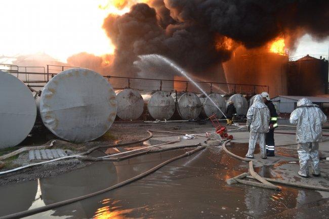 Під час пожежі на нафтобазі в Київській області героїчно загинув львів'янин (ФОТО) (фото) - фото 2