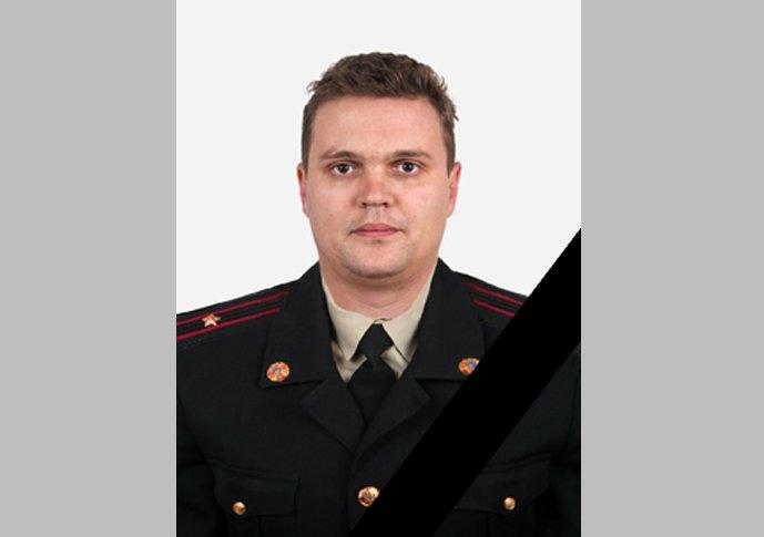 Під час пожежі на нафтобазі в Київській області героїчно загинув львів'янин (ФОТО) (фото) - фото 1