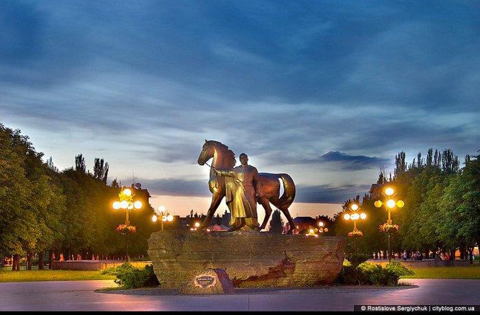 Криворожанин победил на всеукраинском конкурсе «Мой город в фотографиях», фото-1