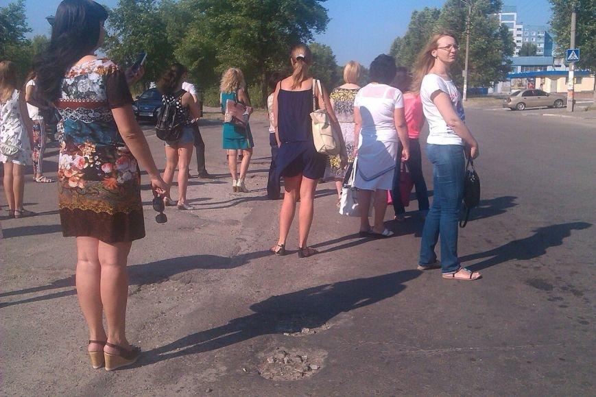 Днепродзержинцы испытывают транспортные проблемы, несмотря на повышение тарифов на проезд (фото) - фото 1