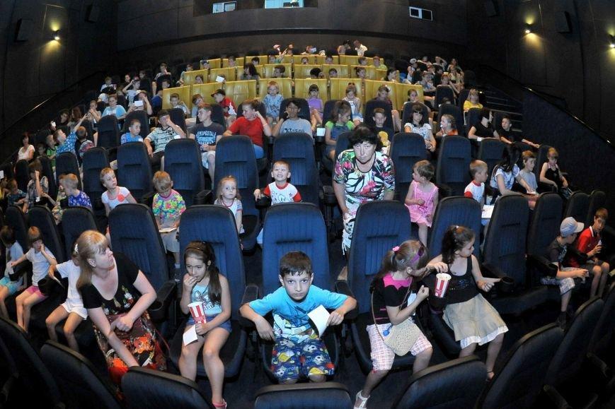 Впервые в Кривом Роге состоялся «Чилдрен Кинофест-2015» (ФОТО) (фото) - фото 1