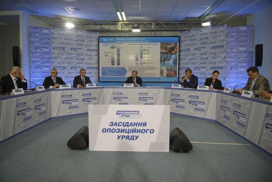 Оппозиционное правительство работает над программой экономического возрождения страны (фото) - фото 2