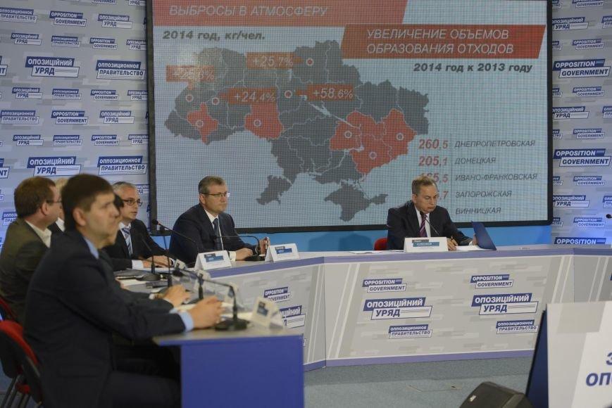 Оппозиционное правительство работает над программой экономического возрождения страны (фото) - фото 1