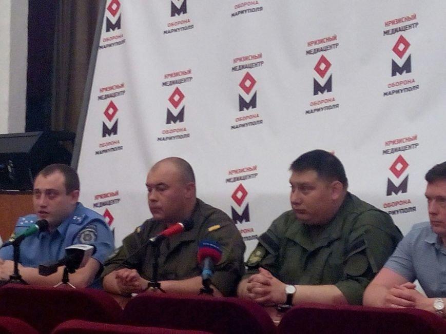 В Мариуполе рассказали подробности захвата воинской части в апреле 2014 года (ФОТО) (фото) - фото 1