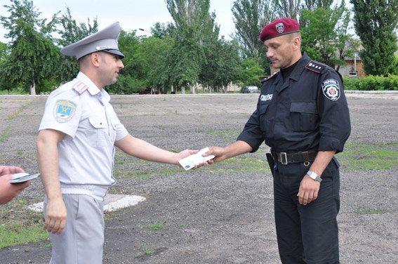 Правоохранители Николаевщины, вернувшиеся из зоны АТО, получили награды (ФОТОФАКТ) (фото) - фото 4