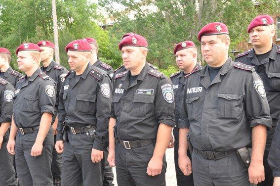 Правоохранители Николаевщины, вернувшиеся из зоны АТО, получили награды (ФОТОФАКТ) (фото) - фото 1