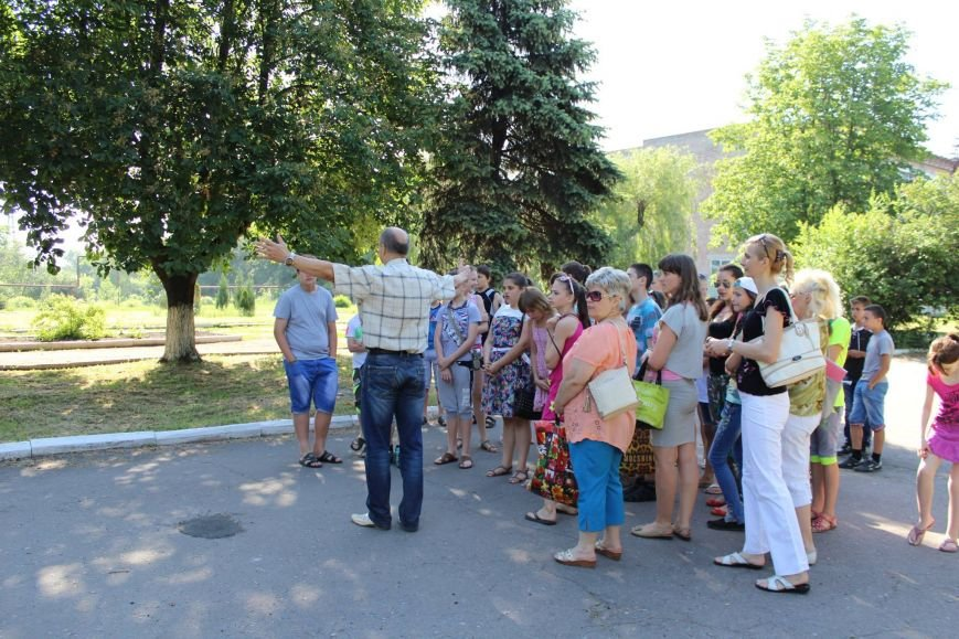 Познавательная экскурсия о родном крае для школьников Димитрова, фото-5