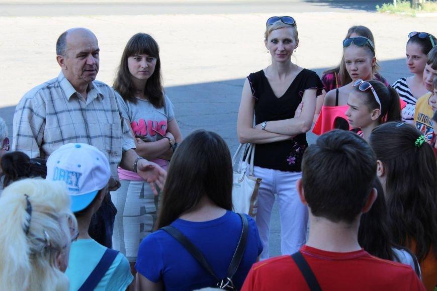 Познавательная экскурсия о родном крае для школьников Димитрова, фото-6