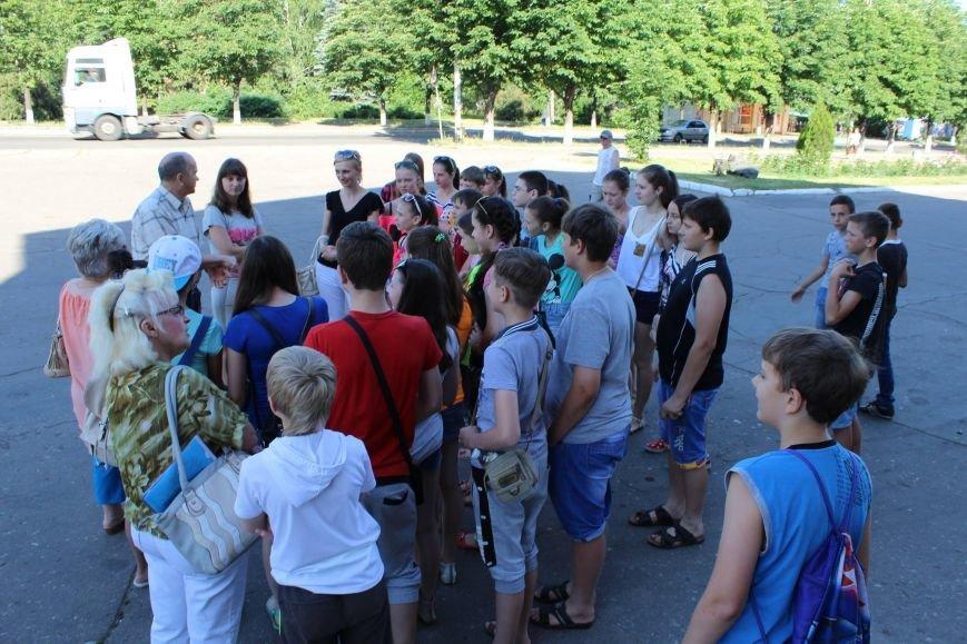 Познавательная экскурсия о родном крае для школьников Димитрова, фото-2