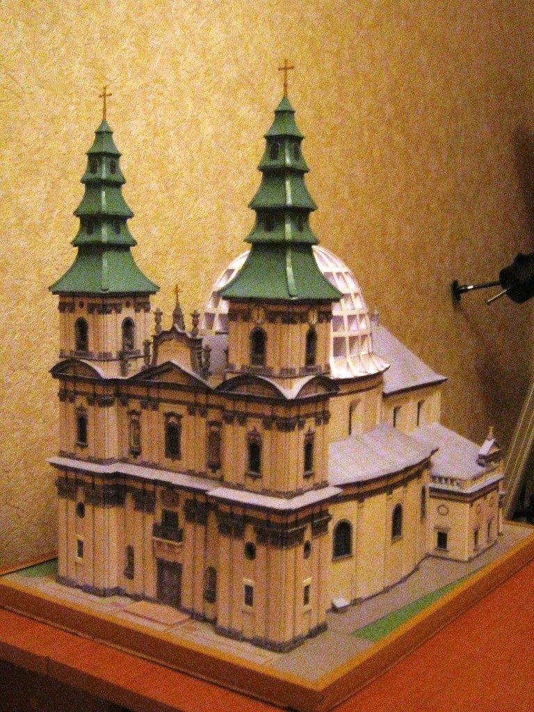 «Паперову» Україну в мініатюрі планують створити у Тернополі (фото) - фото 1