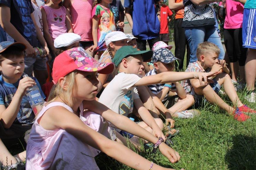В Кривом Роге на каникулах для школьников провели урок патриотического воспитания (ФОТО), фото-20