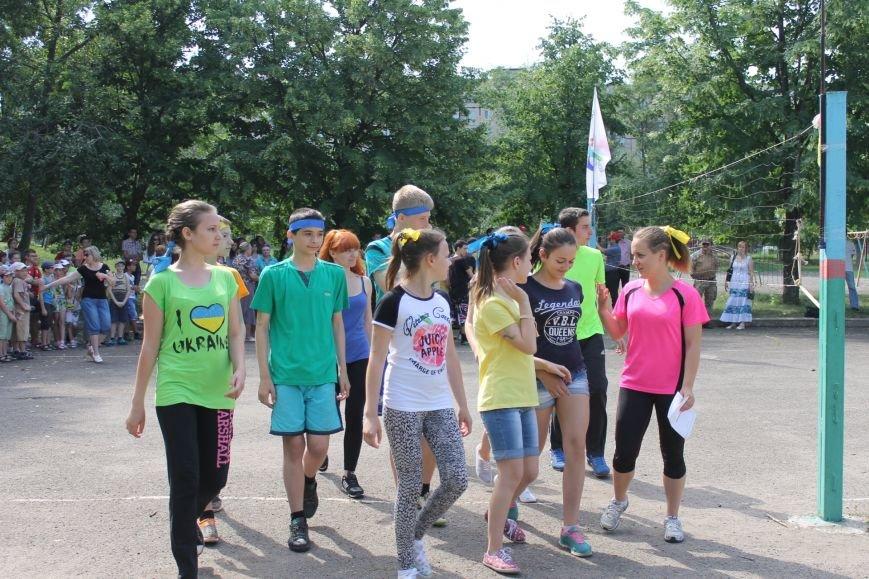 В Кривом Роге на каникулах для школьников провели урок патриотического воспитания (ФОТО), фото-3