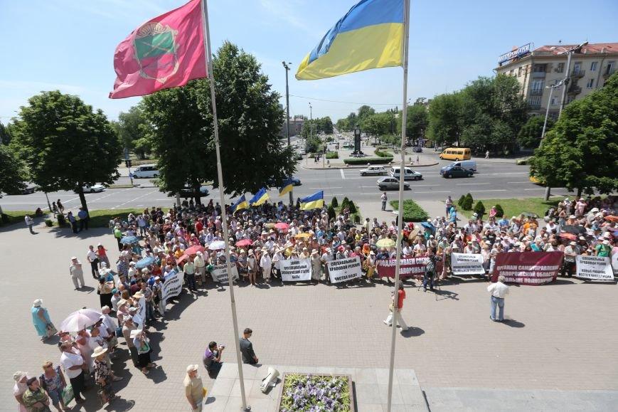 Горсовет Запорожья поддержал проект закона о спецстатусе региона (ФОТО), фото-2