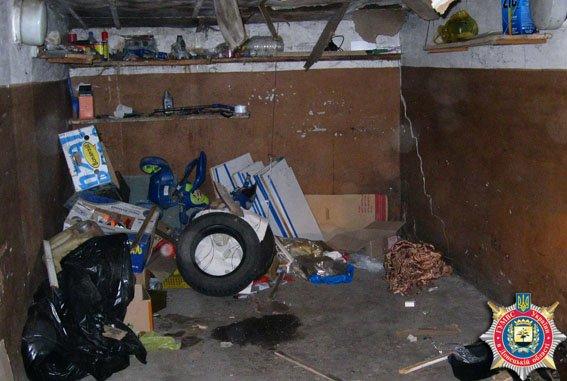 В Часов Яре выявили арсенал оружия и боеприпасов (фото) - фото 1