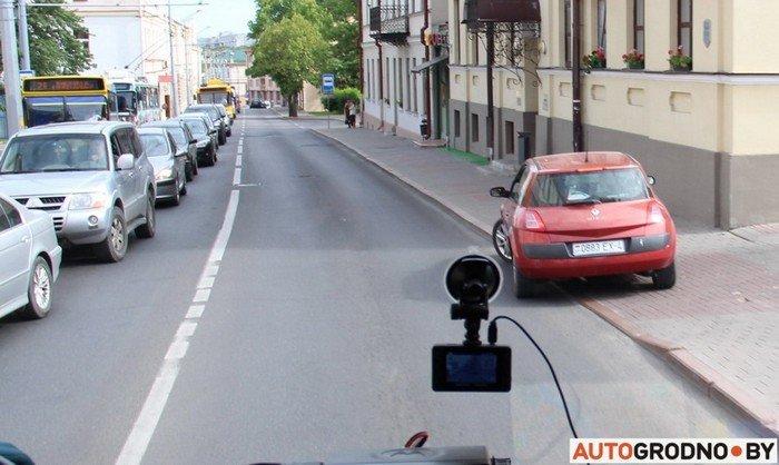 Фоторепортаж: водителей Гродно проверяли насколько быстро они уступают дорогу пожарным машинам (фото) - фото 5