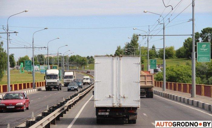 Фоторепортаж: водителей Гродно проверяли насколько быстро они уступают дорогу пожарным машинам (фото) - фото 10
