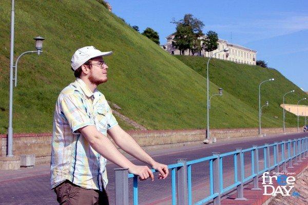 Рон из Люксембурга о гродненцах: «Меня удивляет, что вы практически всегда свободны» (фото) - фото 4