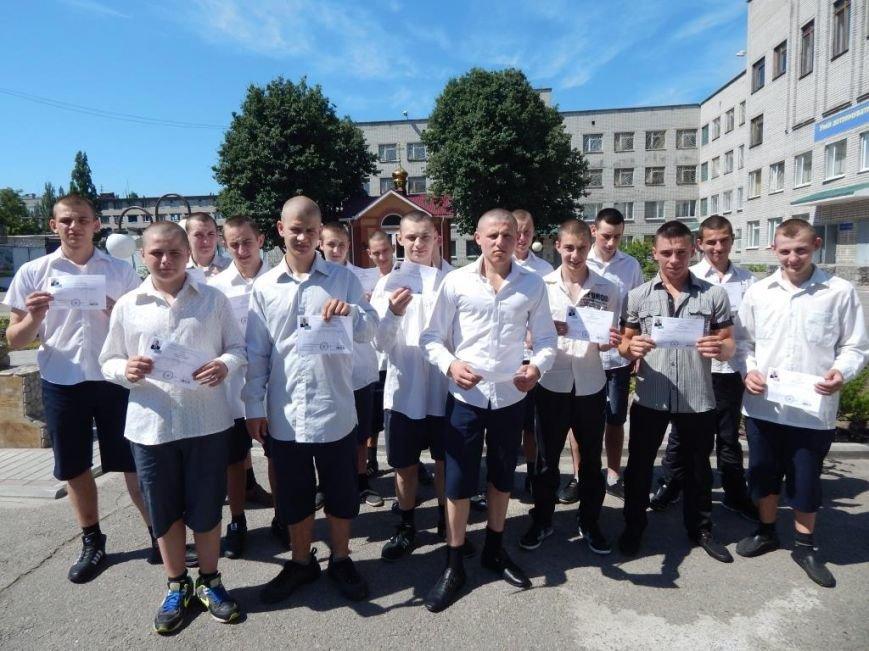 Выпускники школы при Кременчугской воспитательной колонии проходят ВНО и готовятся поступать в вузы (фото) - фото 1