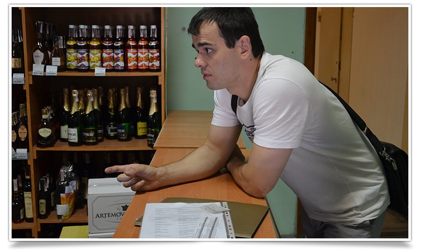 В Славянске прошёл «акцизный» рейд (фото) - фото 2
