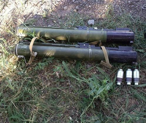 В Днепропетровскую область из зоны АТО пытались ввезти оружие (фото) - фото 2