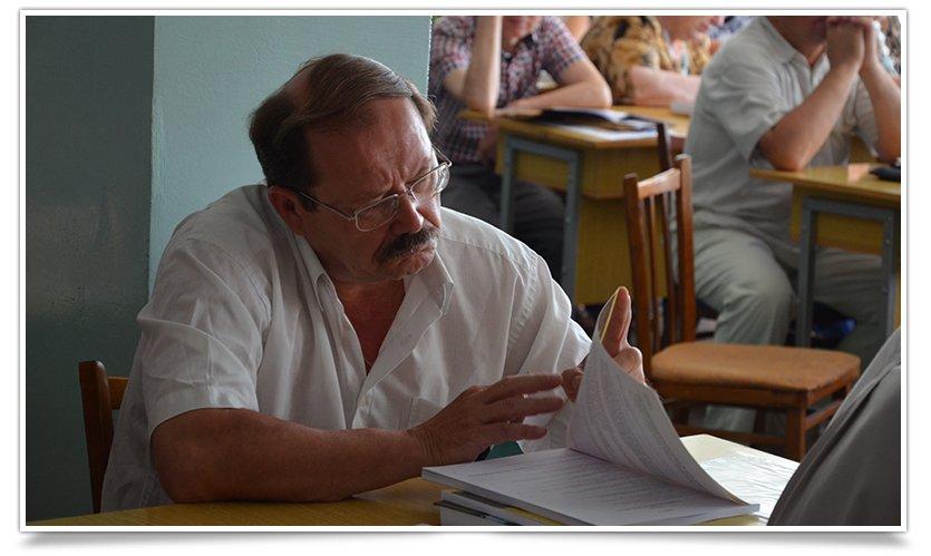 В Славянске состоялась встреча краеведов и историков (фото) - фото 2