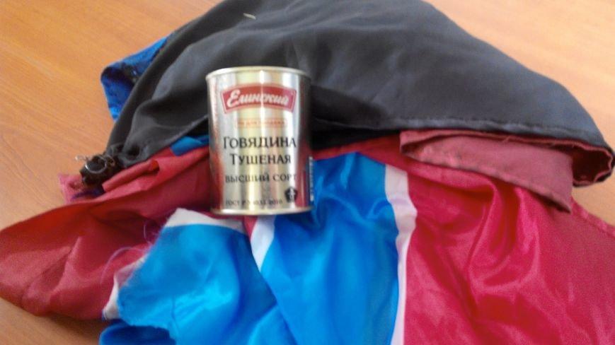 В Краматорск привезли трофейную тушенку из Марьинки (фото) - фото 3