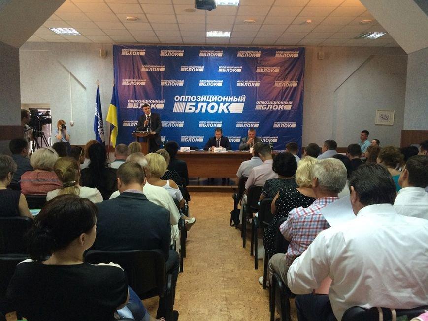 Игорь Дятлов возглавил Оппозиционный блок в Николаеве (ФОТО), фото-3