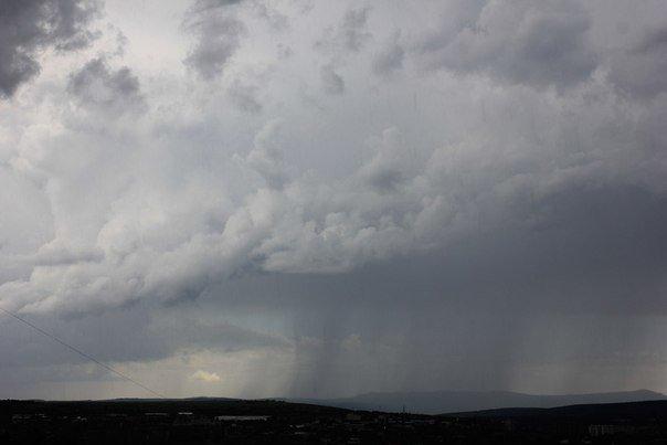 Симферополь третий день заливает дождями (ФОТО, ВИДЕО) (фото) - фото 5