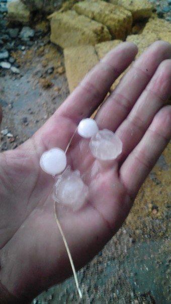 Симферополь третий день заливает дождями (ФОТО, ВИДЕО) (фото) - фото 1
