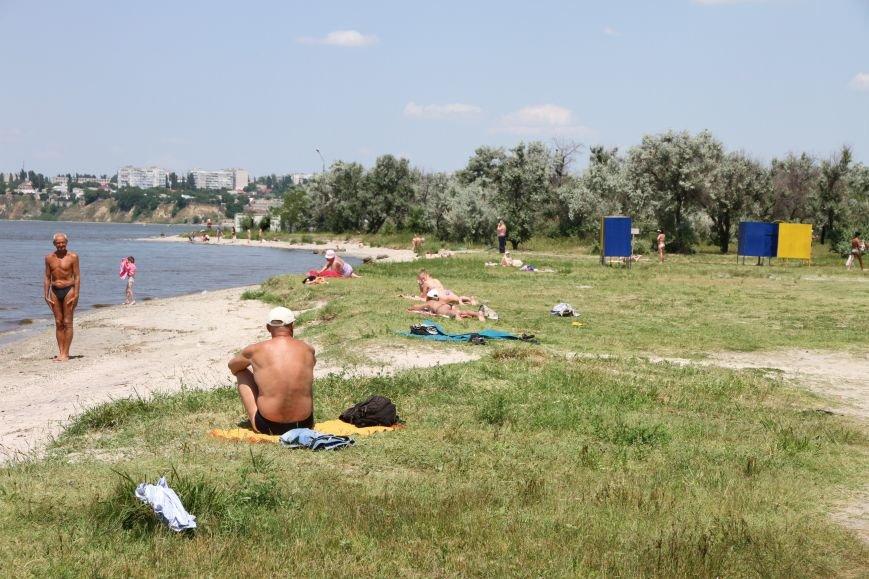 Николаевский пляж «Стрелка» готов принимать горожан (ФОТО), фото-3