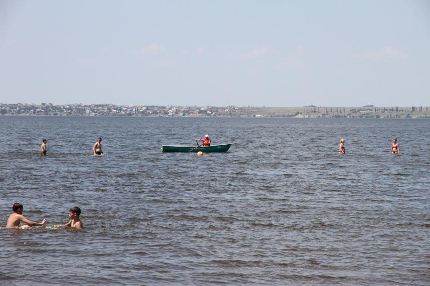 Николаевский пляж «Стрелка» готов принимать горожан (ФОТО), фото-7