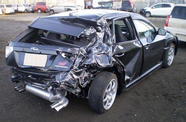 Разбил машину – не беда, автовыкуп есть всегда (фото) - фото 1