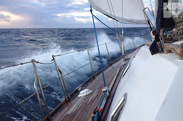 Гродненец отправился автостопом через Антлантический океан (фото) - фото 2