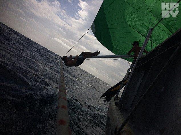 Гродненец отправился автостопом через Антлантический океан (фото) - фото 3