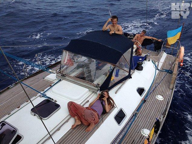 Гродненец отправился автостопом через Антлантический океан (фото) - фото 4