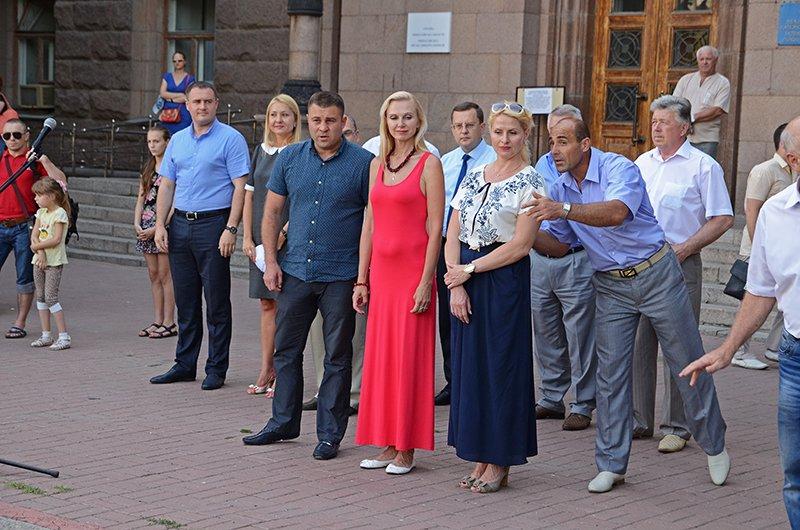 Николаев торжественно провел спортсменов на Первые Европейские Олимпийские игры (ФОТОРЕПОРТАЖ), фото-5