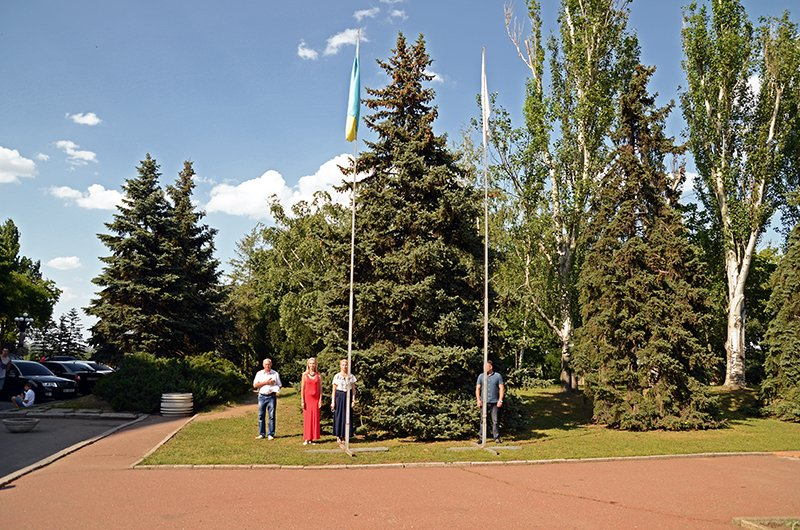 Николаев торжественно провел спортсменов на Первые Европейские Олимпийские игры (ФОТОРЕПОРТАЖ), фото-7