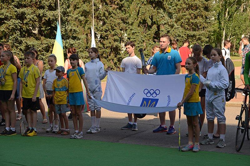 Николаев торжественно провел спортсменов на Первые Европейские Олимпийские игры (ФОТОРЕПОРТАЖ), фото-4