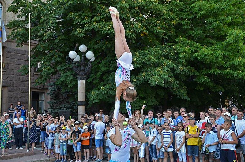 Николаев торжественно провел спортсменов на Первые Европейские Олимпийские игры (ФОТОРЕПОРТАЖ), фото-9