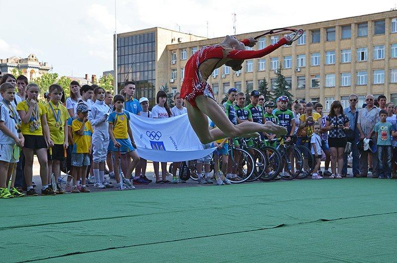 Николаев торжественно провел спортсменов на Первые Европейские Олимпийские игры (ФОТОРЕПОРТАЖ), фото-14