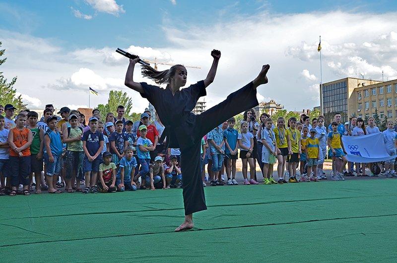 Николаев торжественно провел спортсменов на Первые Европейские Олимпийские игры (ФОТОРЕПОРТАЖ), фото-15
