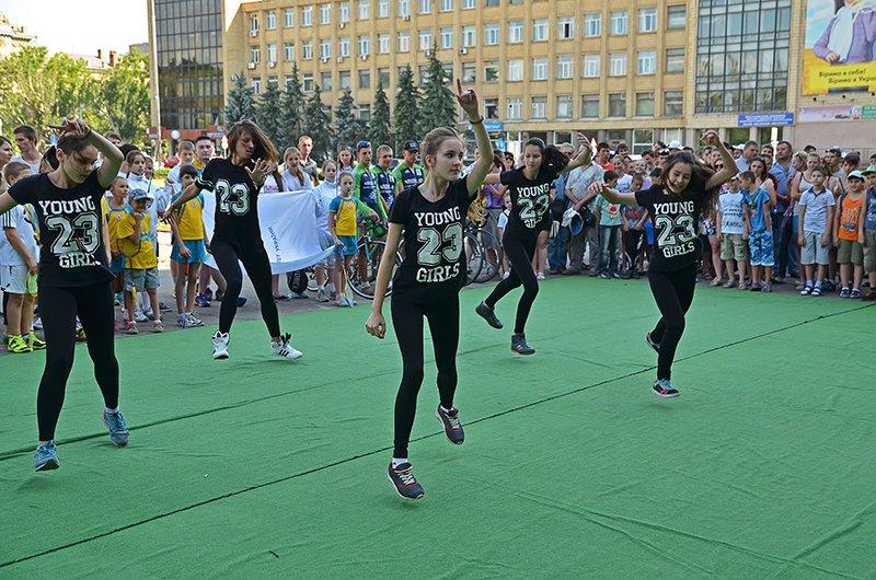 Николаев торжественно провел спортсменов на Первые Европейские Олимпийские игры (ФОТОРЕПОРТАЖ), фото-12