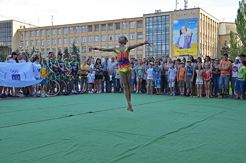 Николаев торжественно провел спортсменов на Первые Европейские Олимпийские игры (ФОТОРЕПОРТАЖ), фото-13