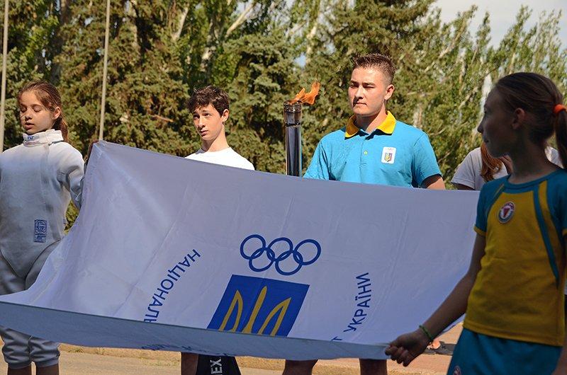 Николаев торжественно провел спортсменов на Первые Европейские Олимпийские игры (ФОТОРЕПОРТАЖ), фото-2