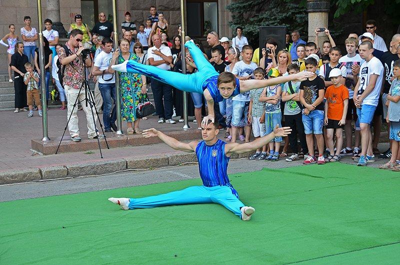 Николаев торжественно провел спортсменов на Первые Европейские Олимпийские игры (ФОТОРЕПОРТАЖ), фото-11