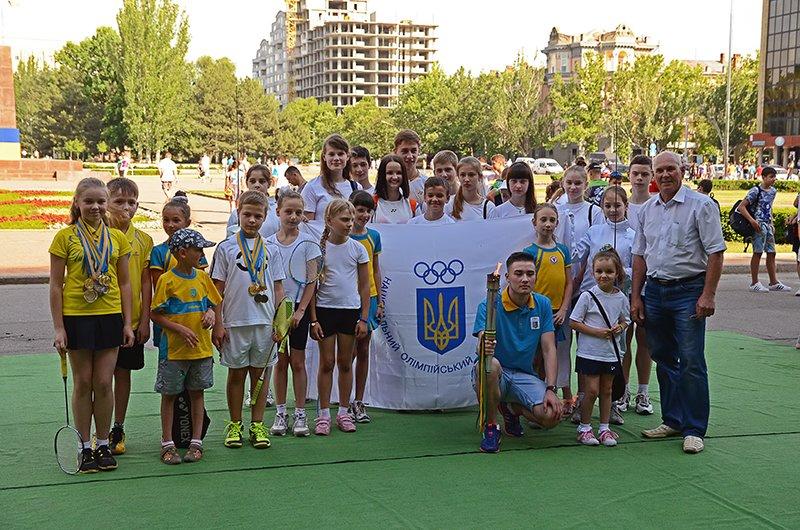 Николаев торжественно провел спортсменов на Первые Европейские Олимпийские игры (ФОТОРЕПОРТАЖ), фото-18