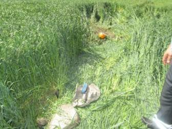 В Гомельском районе опрокинулся «Фиат Мареа». Парень и девушка получили тяжелые переломы(фото+видео), фото-2