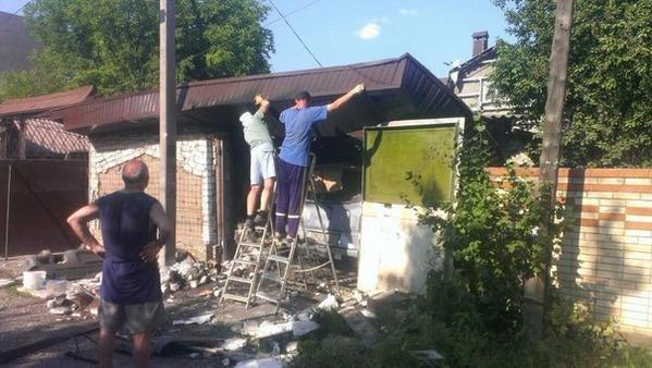 Донецк пережил страшный обстрел - погибли два мирных жителя (ФОТО) (фото) - фото 1