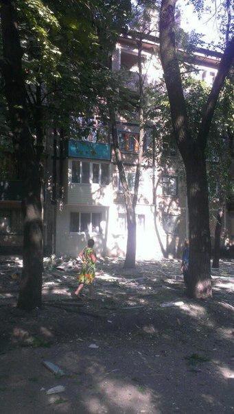 Донецк пережил страшный обстрел - погибли два мирных жителя (ФОТО) (фото) - фото 4