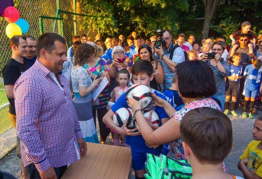 Роман Зозуля распечатал ворота днепропетровского Сокола (ФОТО), фото-2
